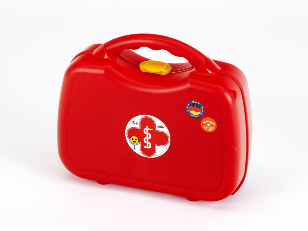 Babypuppen & Zubehör Kleidung & Accessoires 9-teilig Amia Arztkoffer mit Zubehör