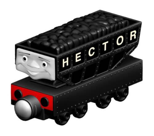 Mattel Thomas Seine Freunde Medium Metall Lokomotive Hector Cck17