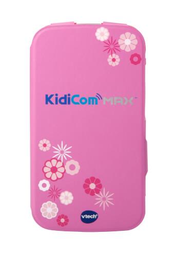 Vtech 80 401659 Kidicom Max Schutzhulle Pink Pink 80 401659
