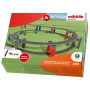 Märklin 23302 H0 Gleisergänzungsp.z.Hochbahn