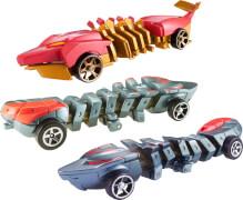 Mattel BBY78 Hot Wheels Mutant Machines Fahrzeuge sortiert
