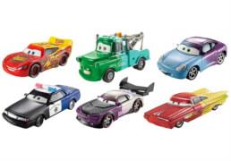 Mattel Cars Farbwechsel Fahrzeug, verschiedene Varianten