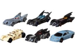 Mattel Hot Wheels FKF36  DC Batman Sortiment