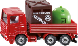 SIKU 0828 SUPER - Recycling-Transporter, 1:55, ab 3 Jahre
