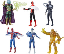 Hasbro E3549EU4 Spider-Man FFH 6IN FIGURE AST