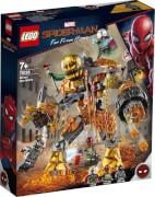 LEGO® Super Heroes 76128 Duell mit Molten Man