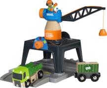 BRIO 63396200 ST Gr.Containerverladest.D