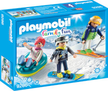 Playmobil 9286 Freizeit-Wintersportler