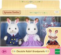 Sylvanian Families 5190 Schokoladenhasen Großeltern Else und Reinhard