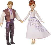 Hasbro E5502EU4 Disney Die Eiskönigin 2 Anna und Kristoff