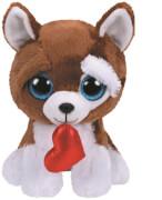 TY Smootches,Hund mit Herz 24cm