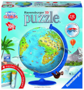 Ravensburger 111602 Puzzleball Kindererde deutsch 180 Teile
