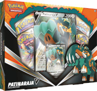 Pokémon Patinaraja-V Box