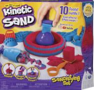 Spin Master Kinetic Sand Sandisfying Set