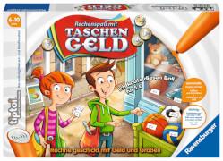 Ravensburger 007790 tiptoi® Rechenspaß mit Taschengeld, Interaktives Lernspiel