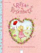 Arena - Rosa Rosenherz Im Zauberschloss der Herzenswünsche, Lesebuch, 32 Seiten, ab 36 Monaten - 6 Jahren.  Dahle, Stefanie.