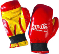 Boxhandschuhe, 8Uz., rot, für 8 - 10 Jahre