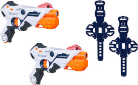 Hasbro E2281EU4 Nerf Laser Ops AlphaPoint 2er Pack
