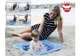 Happy People Pop-Up Strand Pool, ca. 80x80 cm, ca. # 60x15 cm