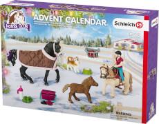 Schleich 97447, Pferde Adventskalender