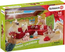 Schleich 97700, Adventskalender Farm World