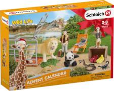 Schleich 97702, Adventskalender Wild Life