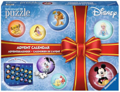 Ravensburger 116768 Puzzleball Disney Adventskalender I